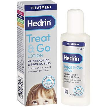 HEDRIN TREAT & GO MOUSSE SPRAY
