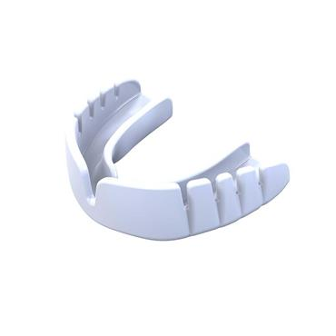 Safegard Snap Fit Mouthguard Adult White