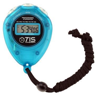 TIS Pro 018 Stopwatch Blue