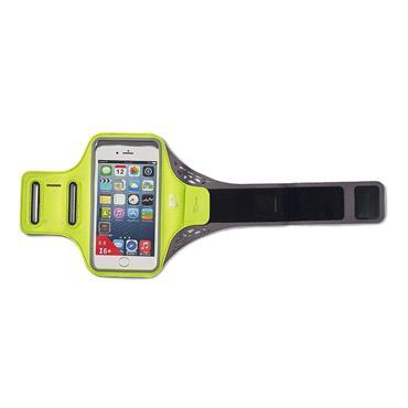 Ultimate Performance Ridgeway Armband Phone Holder Yellow
