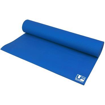 Urban Fitness  4mm Yoga Mat blue