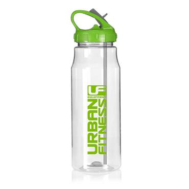 Urban Fitness  Hydro Drinks Bottle 700ml Clear/Green