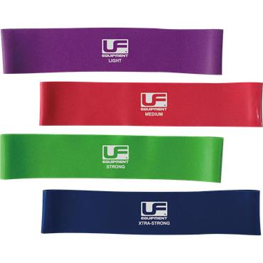 Urban Fitness  Resistance Band Loop 12 Inch Light