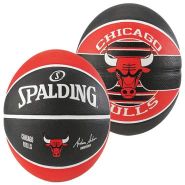 Spalding NBA Team Basketball Chicago Bulls Size 7