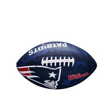 Wilson NFL Team Logo American Football Junior New Englans Patriots