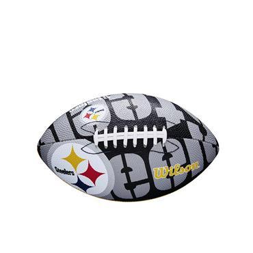Wilson NFL Team Logo American Football Junior Pittsburgh Steelers