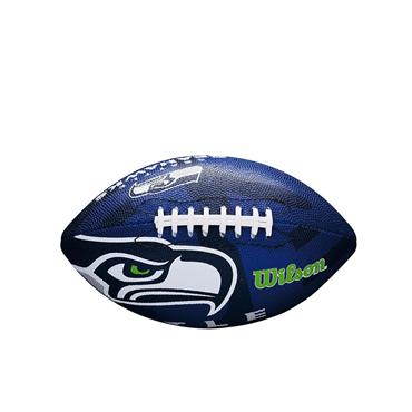 Wilson NFL Team Logo American Football Junior Seattle Seahawks