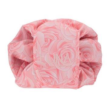 LUNA BY LISA BEAUTY BAG PINK ROSES