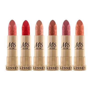 MRS KISSES LIPSTICK PEACHY QUEEN