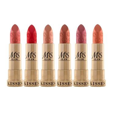 MRS KISSES LIPSTICK HELLO TREACLE