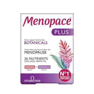 Vitabiotics Menopace Plus 56's