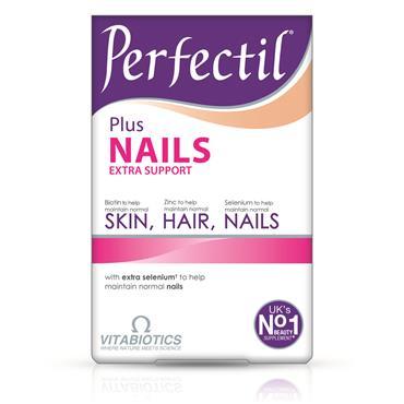 Vitabiotics Perfectil Plus Nails Tab's 60's