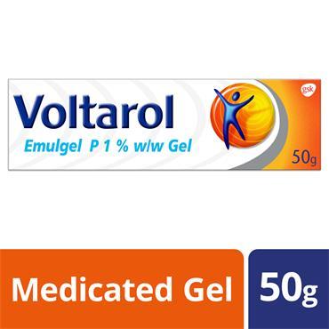 VOLTAROL EMULGEL 1% 50G