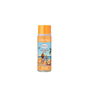 CHILDS FARM Hair & Body Wash - Organic W/melon & P/apple 250ML