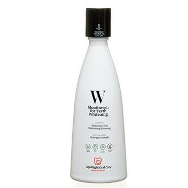 SPOTLIGHT TEETH WHITENING WASH