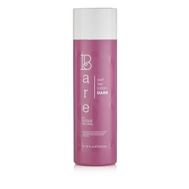 BARE BY VOGUE SELF TAN LOTION DARK