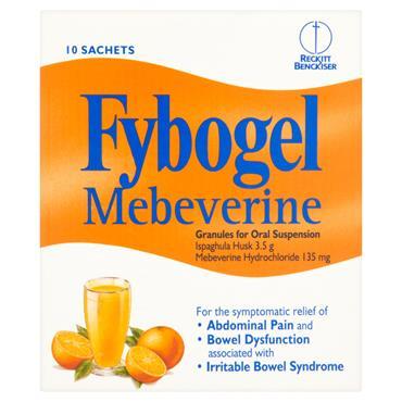 FYBOGEL MEBEVERINE GRANULES