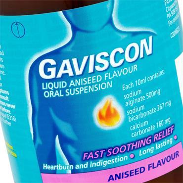 GAVISCON ANISEED 600ML