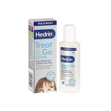 HEDRIN TREAT & GO