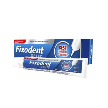 FIXODENT PLUS BEST FOOD SEAL 40G