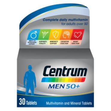 CENTRUM MEN 50 PLUS
