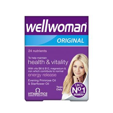 Vitabiotics WellWoman Caps 30's