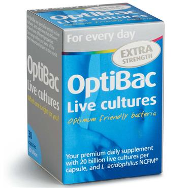 OPTIBAC For Every Day Extra 30caps