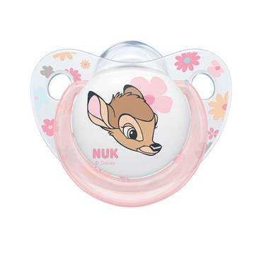 NUK Mickey & Minnie Mouse Silicone Soother S1
