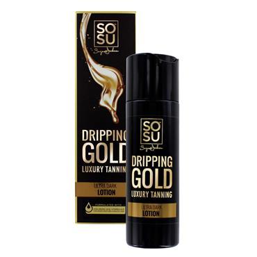 SO SU DRIPPING GOLD ULTRA DARK LOTION