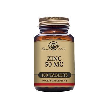 SOLGAR Zinc 50 mg 100s