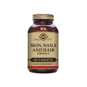 SOLGAR Skin, Nails and Hair Formula 60s