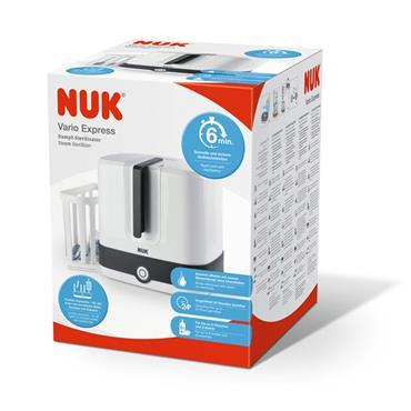 NUK Vapo Rapid Steam Steriliser  (3 pin plug)