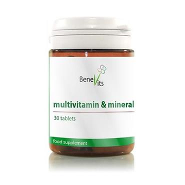 BENEVITS MULTIVITAMIN & MINERAL 30S