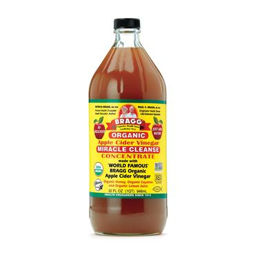 Bragg Organic Apple Cider Vinegar Miracle Cleanse Concentrate 946ml