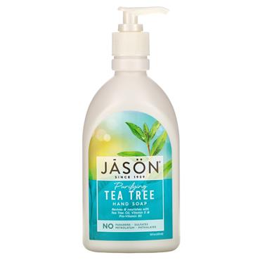 Jason Tea Tree Hand Soap - Purifying 473ml