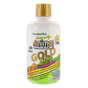 Natures Plus Source Of Life Animal Parade Gold Liquid 900Ml