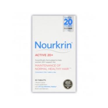 Nourkrin Active 20+ Hair Growth Supplements