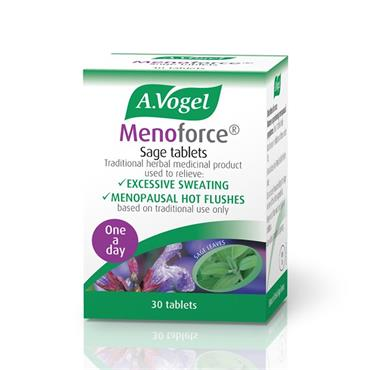 A.Vogel Menoforce Sage tablets 30s