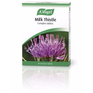 A.Vogel Milk Thistle Complex Tablets