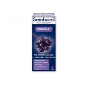 Sambucol Original: Black Elderberry Liquid