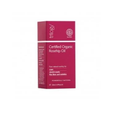 Trilogy Certified Organic Rosehip Oil (20ml)