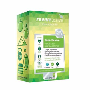 Revive Active Teen Revive 20 Sachet Pack