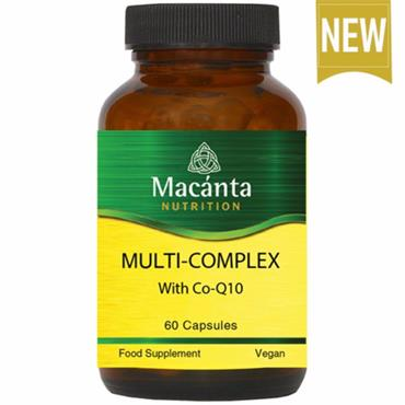 Macanta Nutrition Multi-Complex with CoQ10