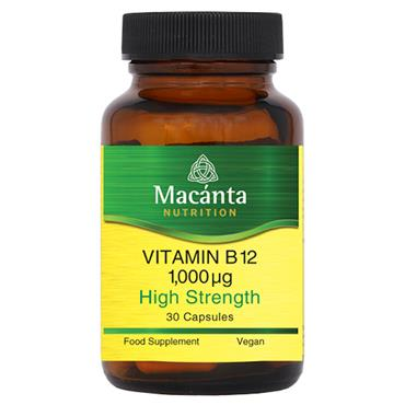 Macanta Nutrition Vitamin B12 1000mg