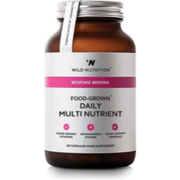 Wild Nutrition Food-Grown Daily Multi Nutrient