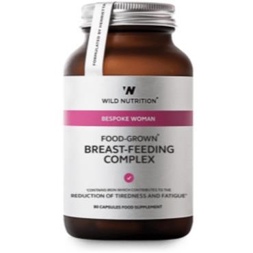 Wild Nutrition Food-Grown Breast Feeding Complex