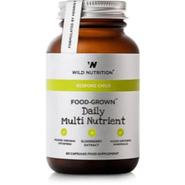 Wild Nutrition Food-GrownDaily MultiNutrient Child