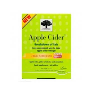 New Nordic Apple Cider 720 High Strength 60s