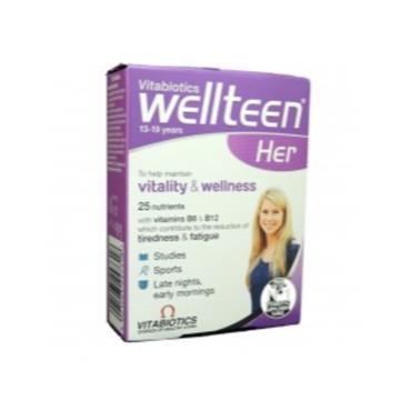 Vitabiotics Wellteen Her 30s