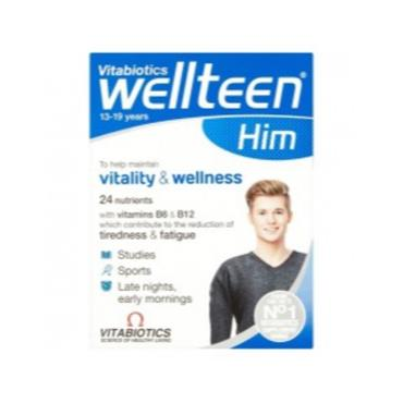Vitabiotics Wellteen Him 30s